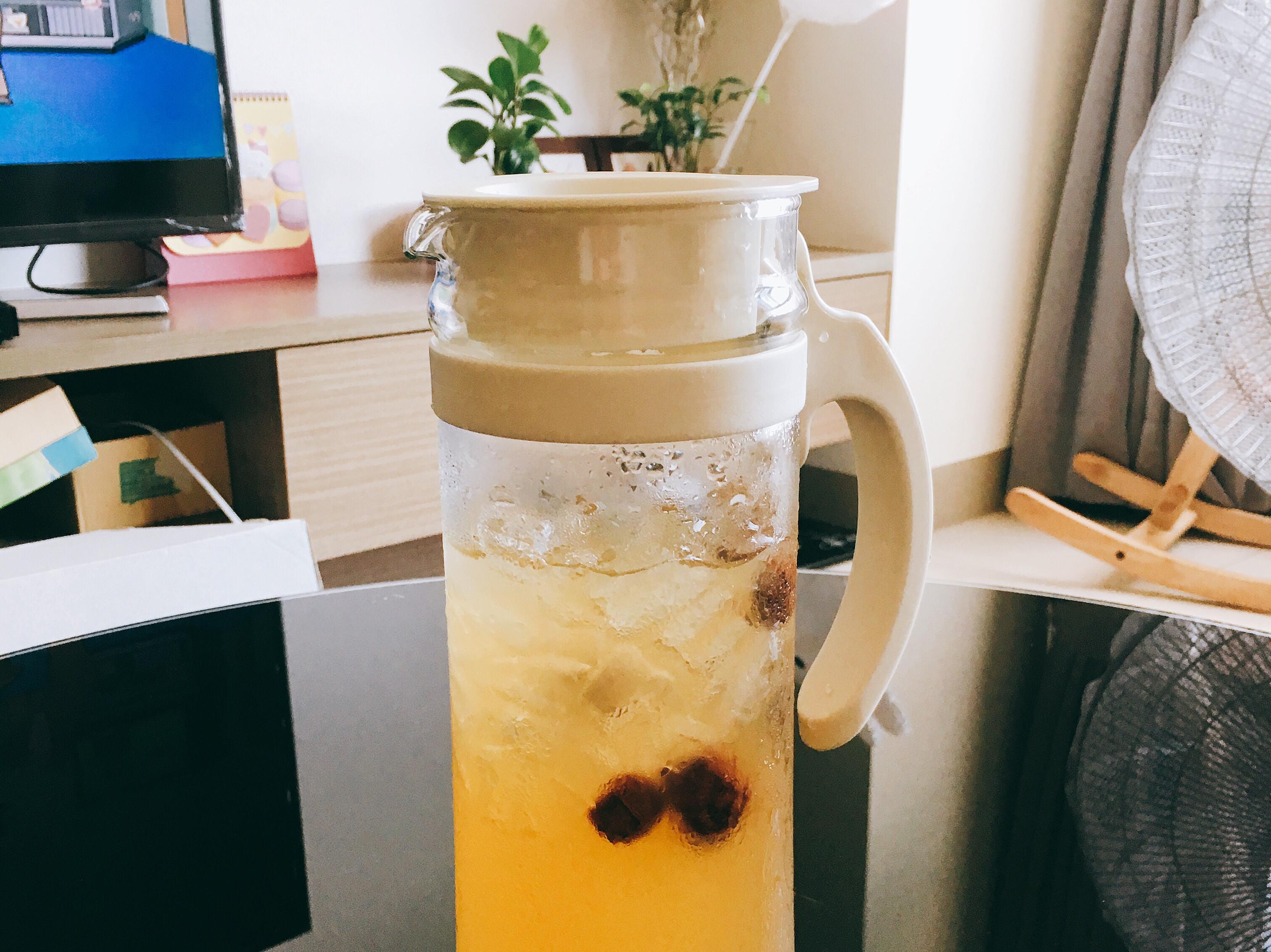 夏日消暑「金桔檸檬」