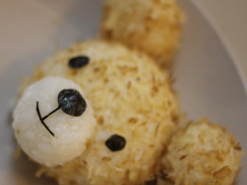 Kitty喵-棕熊飯糰