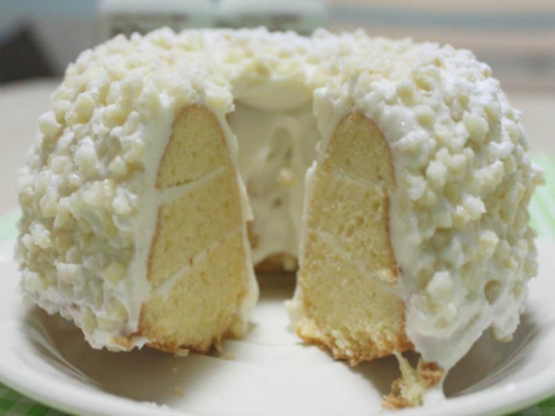 【肉桂打噴嚏】咕咕霍夫蛋糕