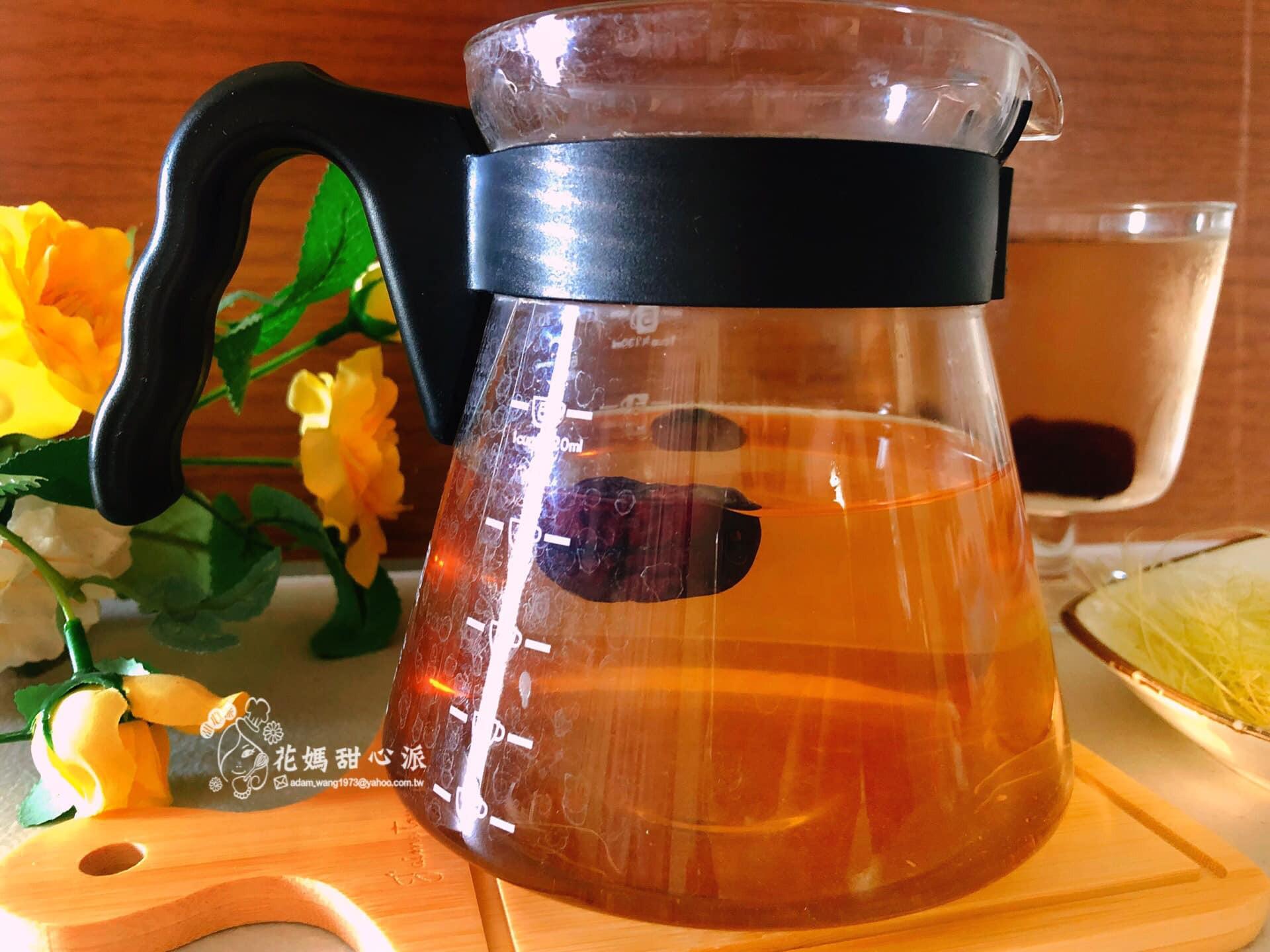 紅棗龍鬚茶(養顏瘦身茶飲)