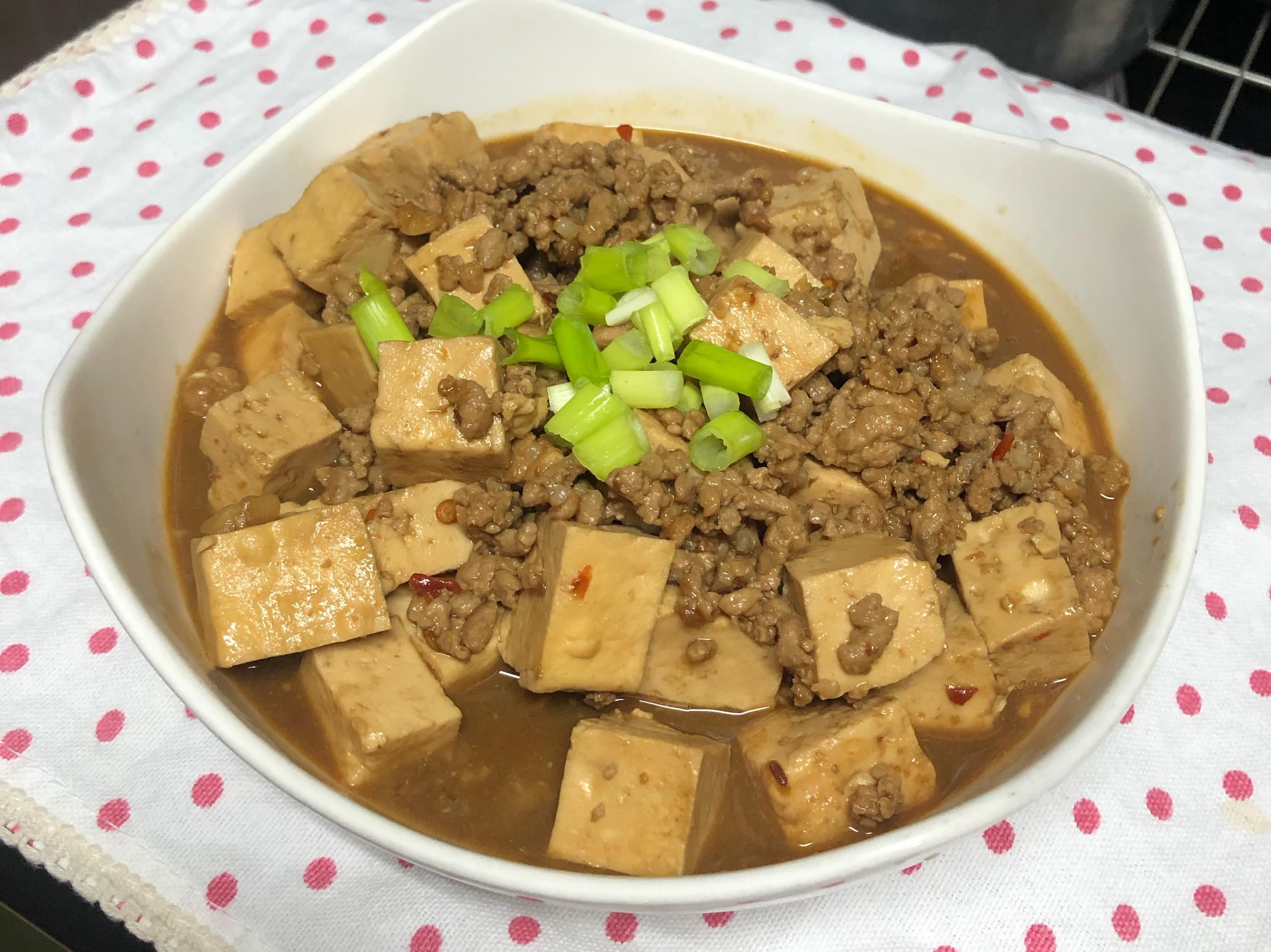 麻婆豆腐-家常簡單版