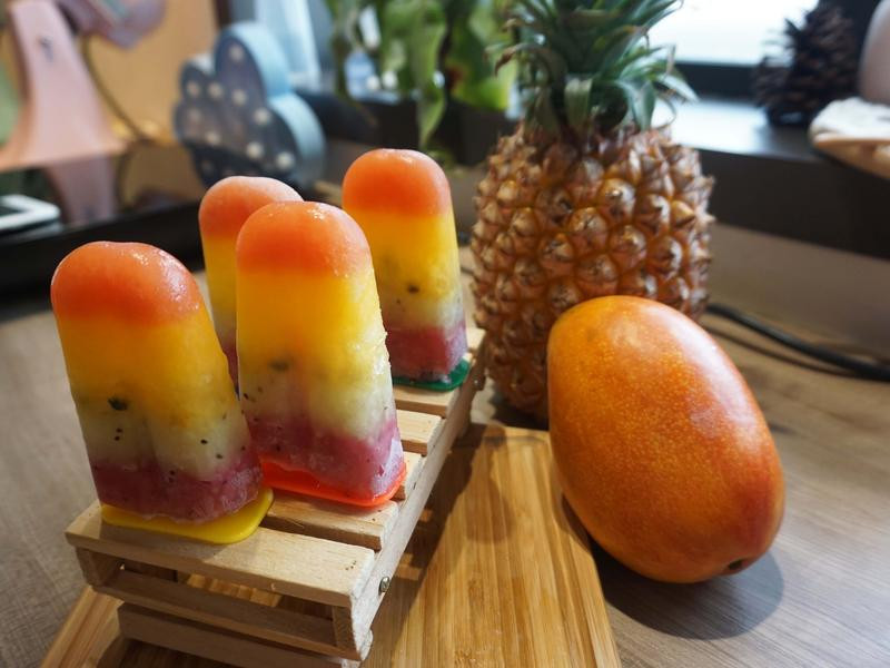 水果Q冰棒