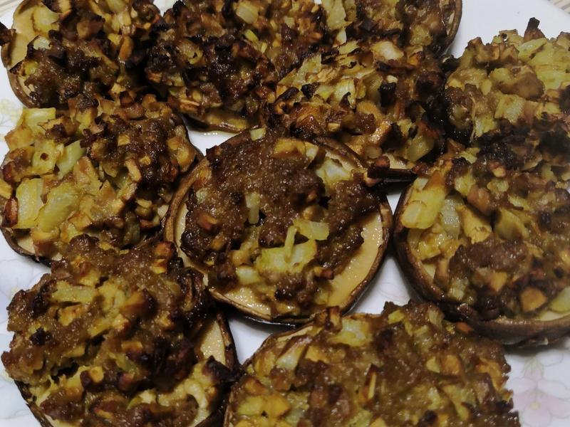 香菇鑲肉-板橋館氣炸鍋食譜
