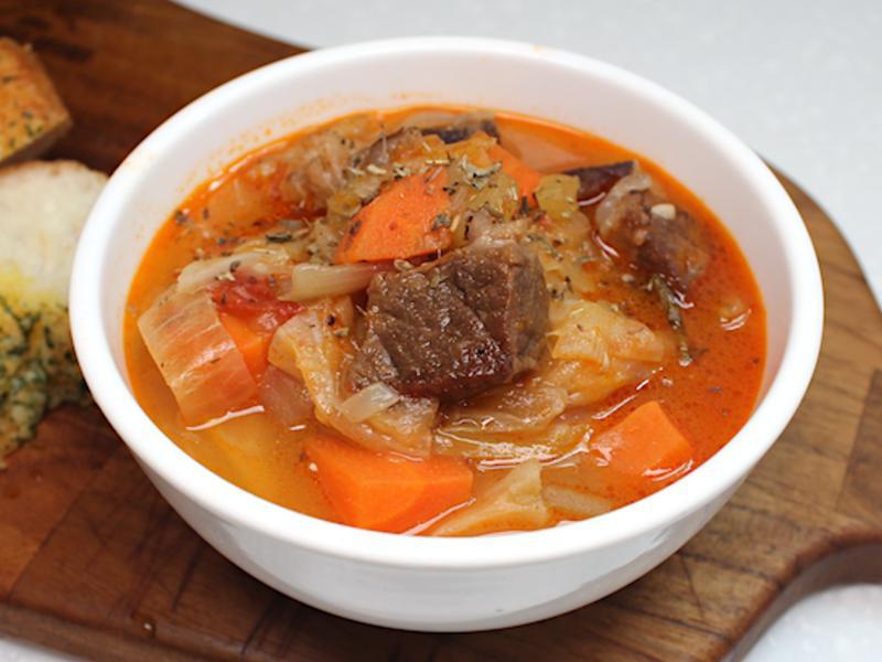 家常料理系列-骰牛羅宋湯