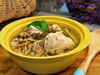 香茅菇菇雞湯 - 好菇道營養料理