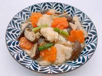 香菇滑雞片