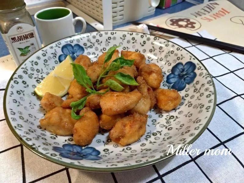 塩味日式炸雞唐揚