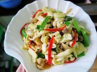 金沙雙菇 - 好菇道營養料理