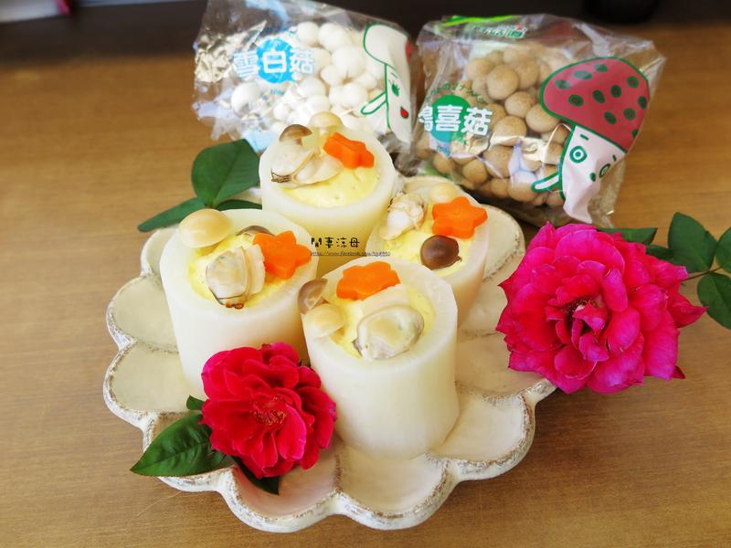 白玉蒸雙菇 - 好菇道營養料理