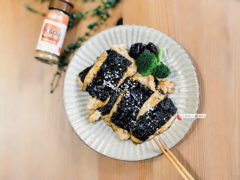 梅汁蒲燒雞胸肉
