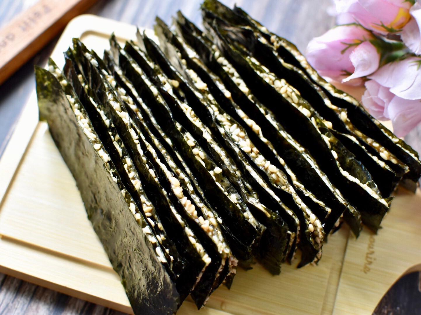 芝麻海苔脆片