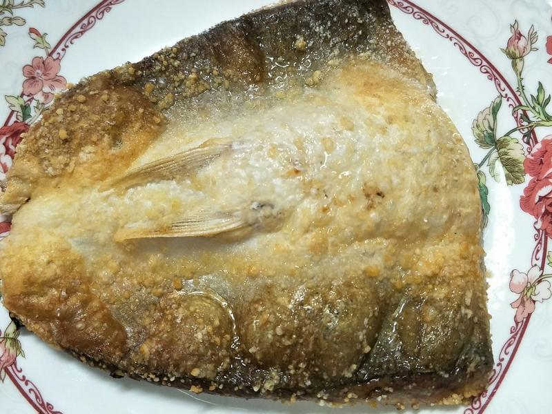 氣炸虱目魚