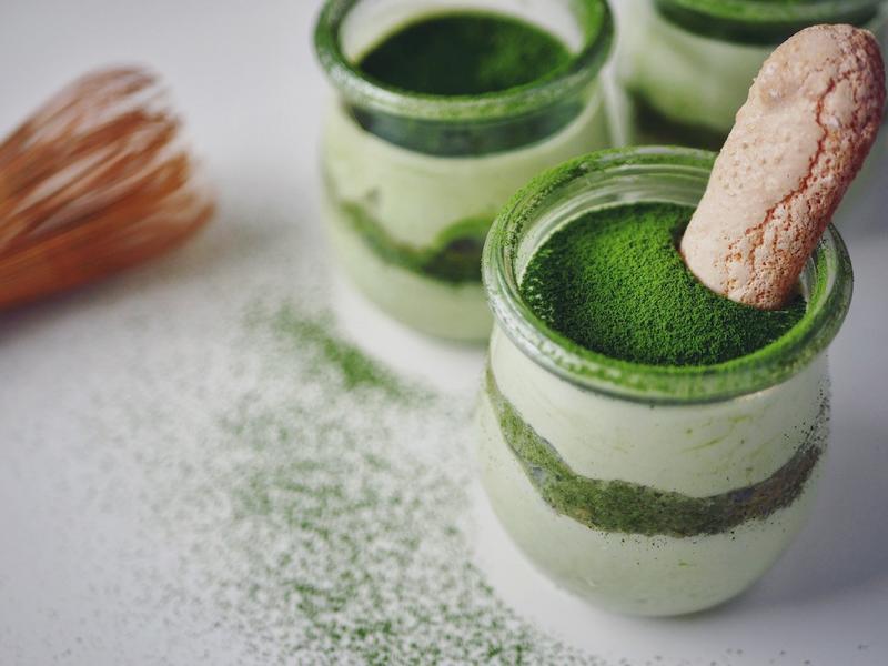 抹茶提拉米蘇,冰過更美味