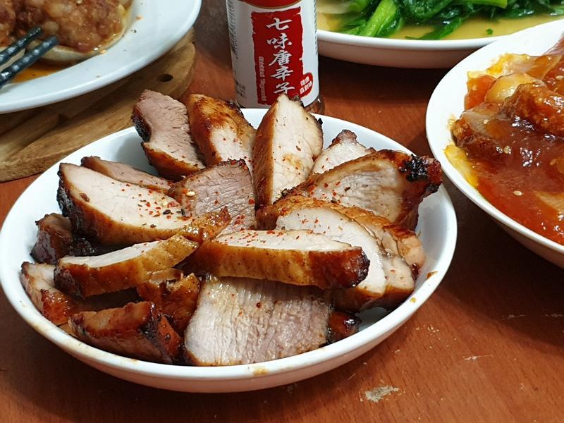 氣炸鍋蜜汁烤肉