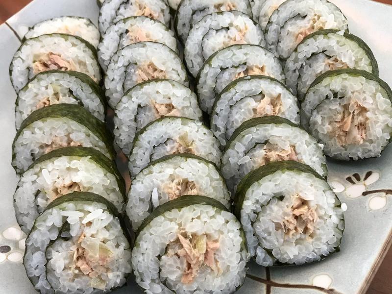 鮪魚壽司🍣