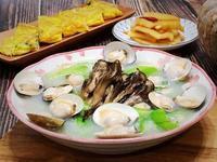 絲瓜蛤蜊燴舞菇 - 好菇道營養料理
