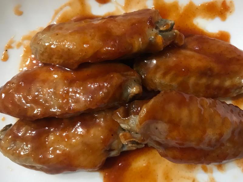 韓式炸雞翅-新店民權氣炸鍋食譜