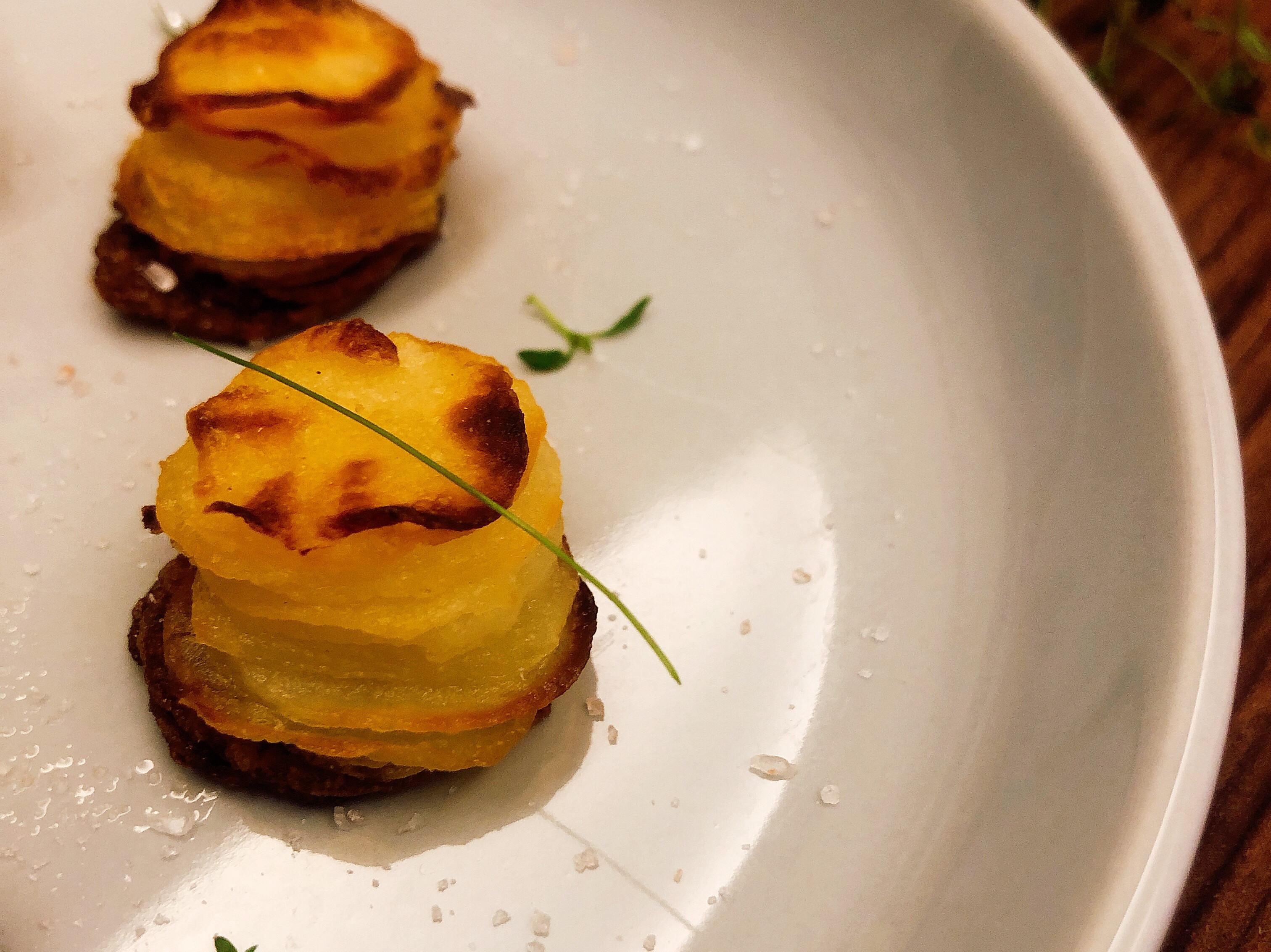 千層馬鈴薯 宴客料理 聖誕節 感恩節