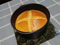 科帥氣炸鍋-原味戚風蛋糕