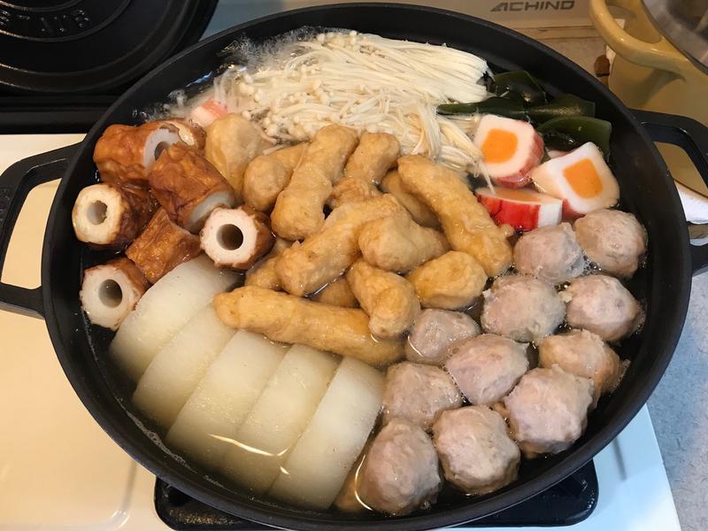 日式關東煮