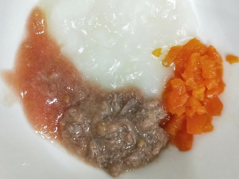 半電子鍋副食品-番茄燉牛肉泥