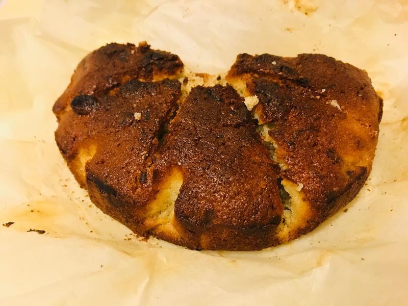 外皮超酥香蕉磅蛋糕(老公超愛)