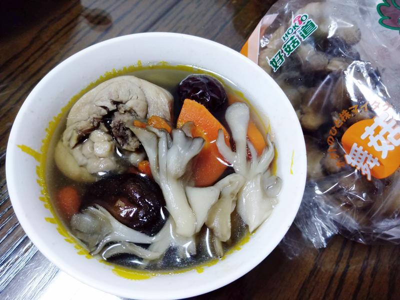 雙菇紅棗養生雞湯【好菇道營養料理】