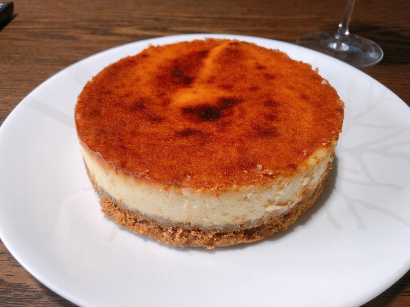 氣炸鍋 紐約起司蛋糕  🥧