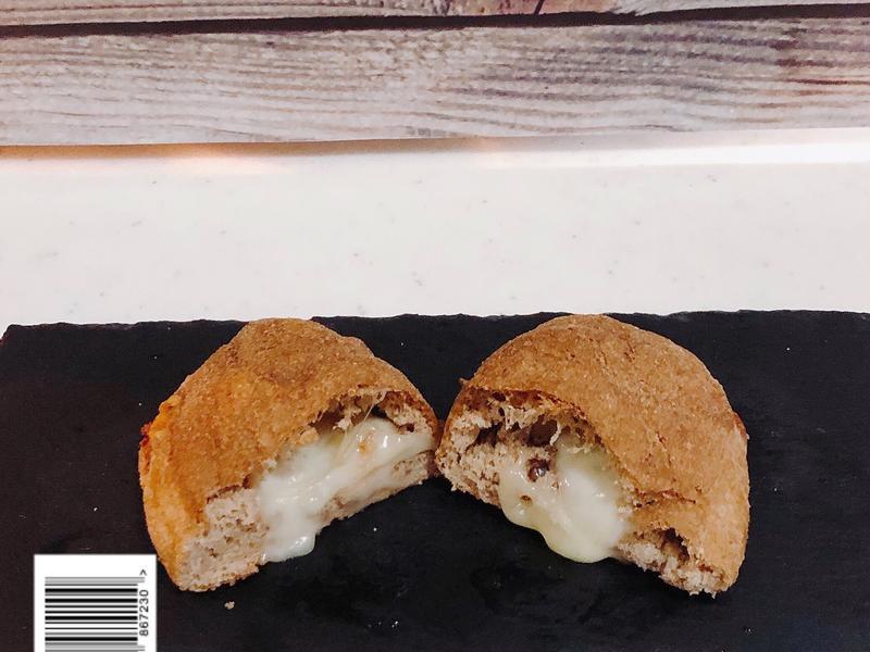 生酮版核桃起司麵包