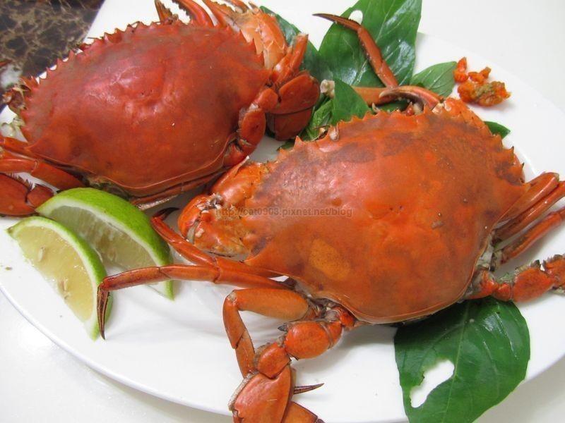 [一蟹三吃]清蒸螃蟹