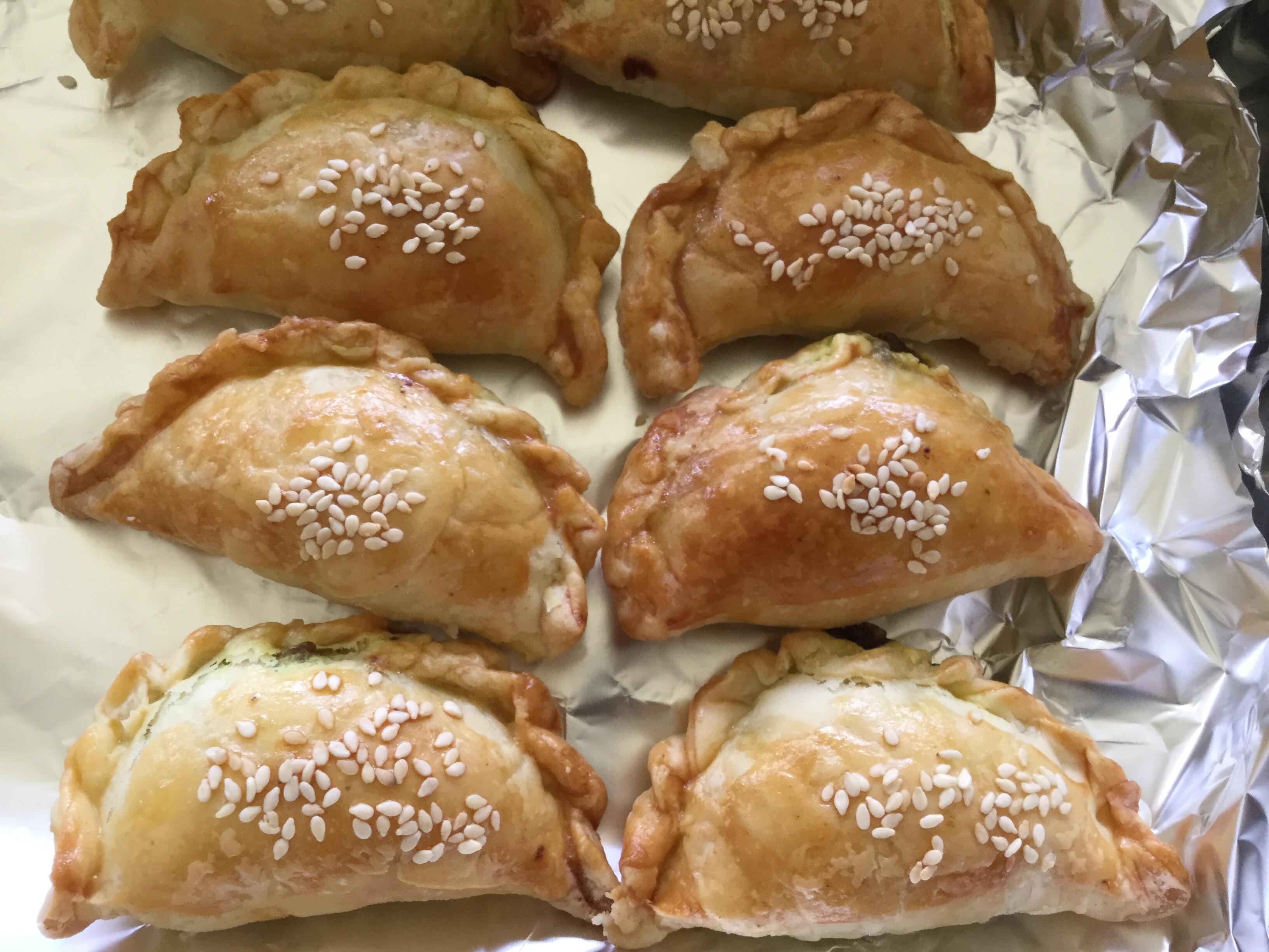 洋蔥牛肉咖哩餃