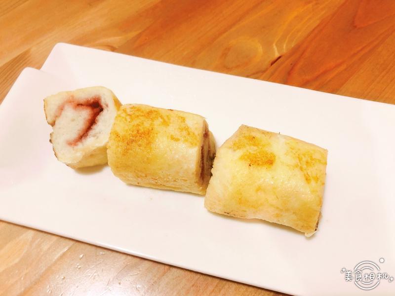 草莓蛋捲-全國電子竹東北興店氣炸鍋食譜