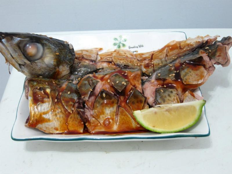 【四季江戶味之秋季料理】烤鯖魚