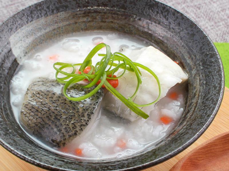 【厚生廚房】鱸魚養生粥