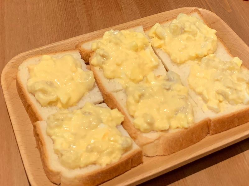 【寶寶食譜】香蕉優格蛋吐司