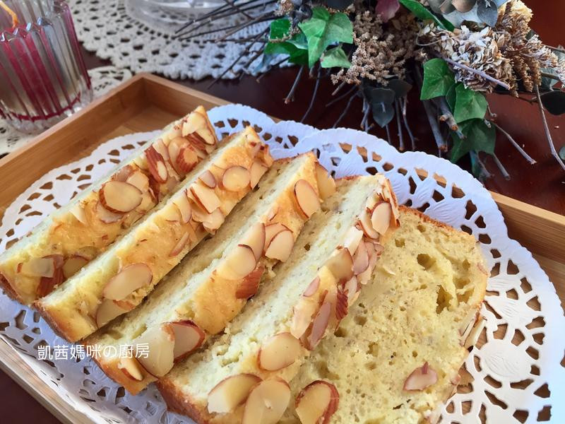 優格香蕉蛋糕🎶