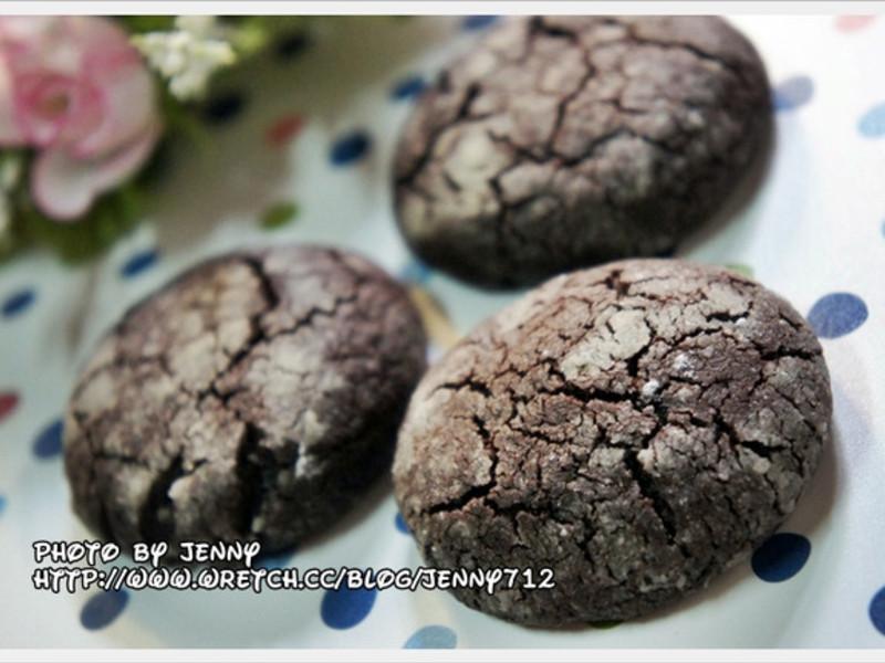 巧克力香濃脆餅