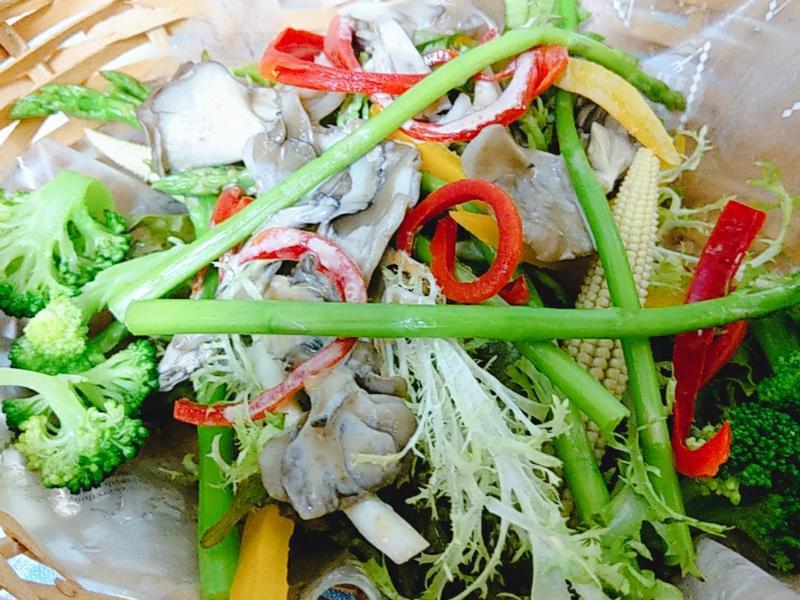舞菇輕食沙拉-【好菇道營養料理】