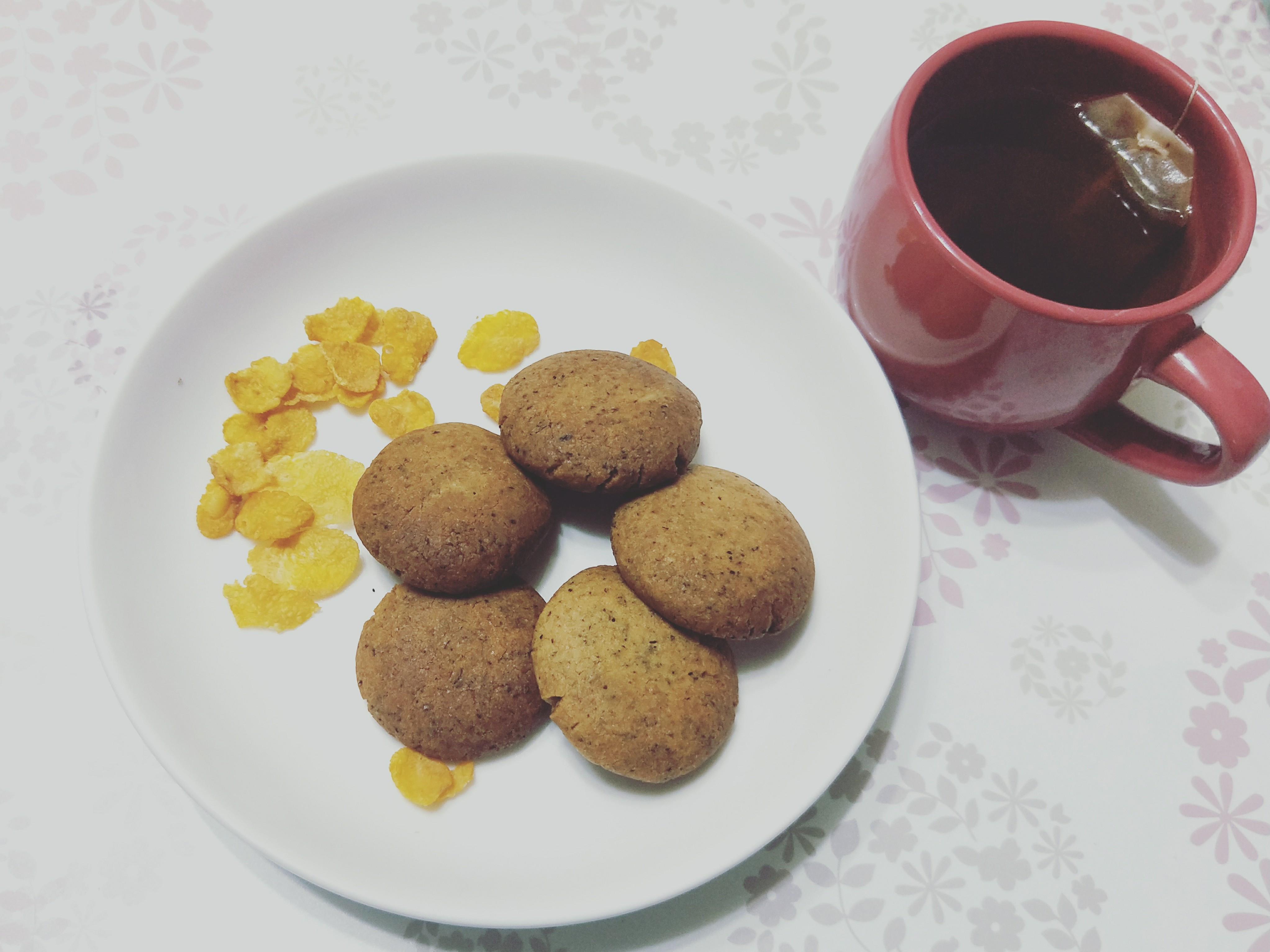 伯爵茶餅乾
