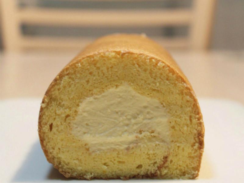 【肉桂打噴嚏】卡士達奶油蛋糕卷