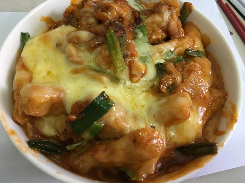 🇰🇷韓式春川辣炒雞🐔