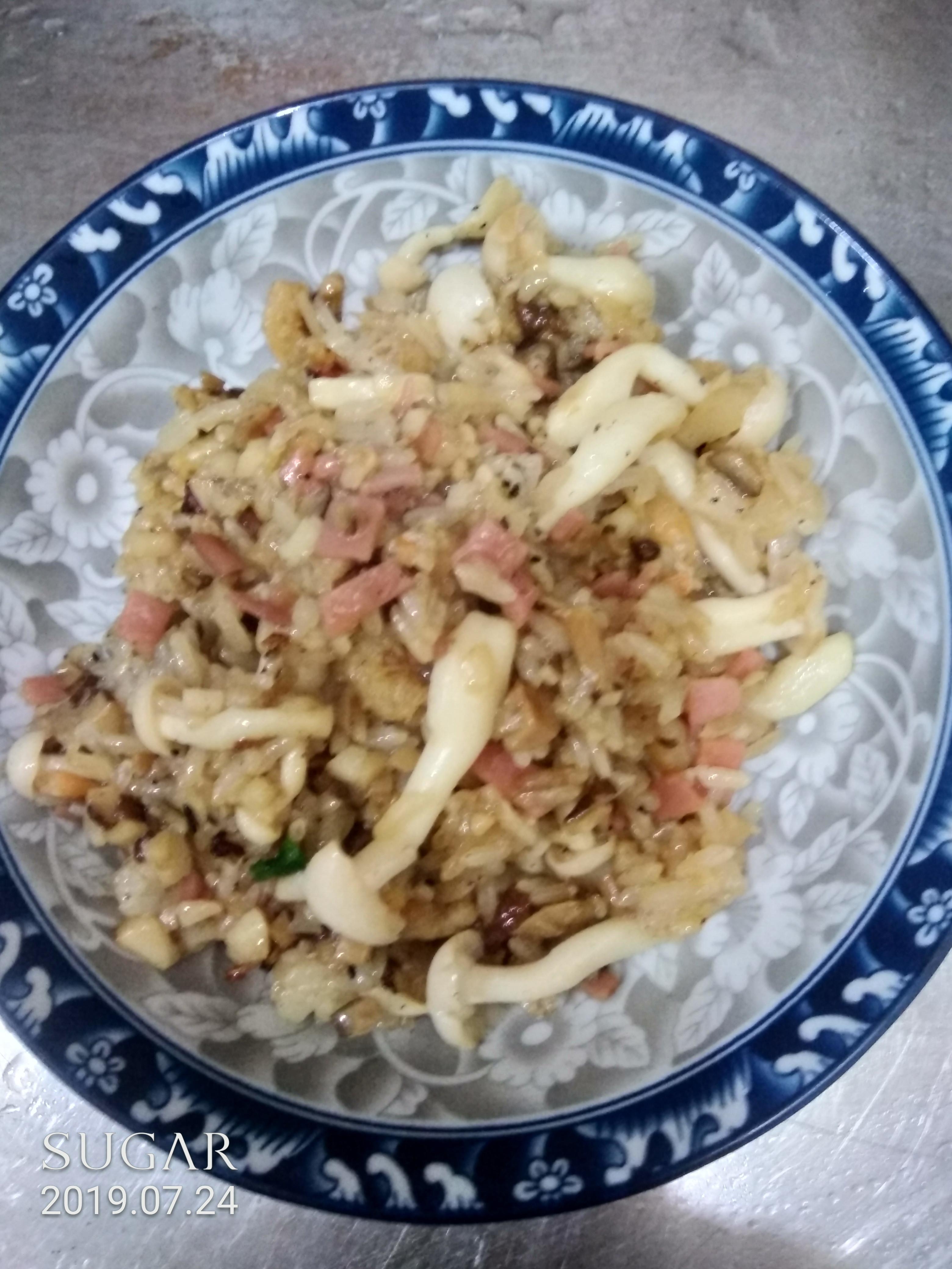 菇菇八寶飯(好菇道營養料理)