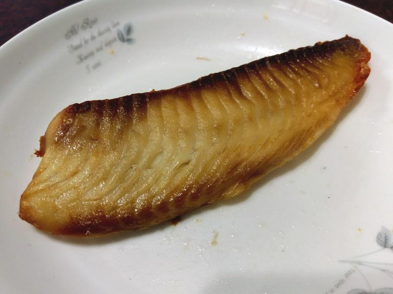 <增肌減脂>烤鯛魚
