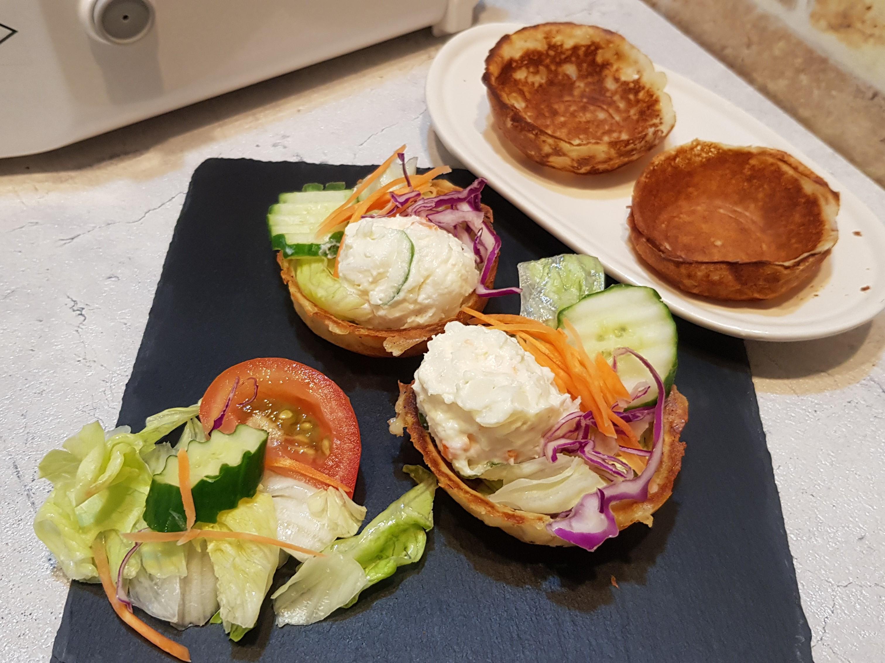 馬鈴薯沙拉塔