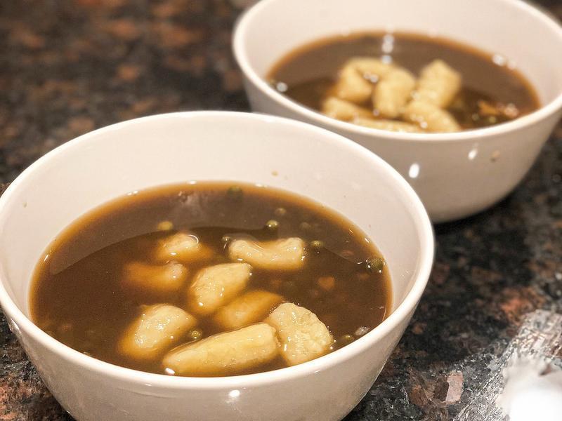 [台式]簡易綠豆湯