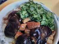 台南風味的肉燥飯