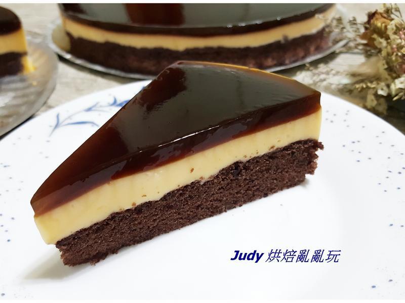 水晶布丁蛋糕