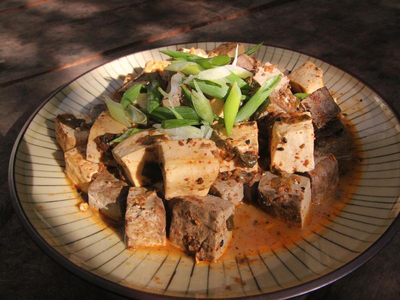 復刻中華一番熊貓豆腐|禾乃川小廚房