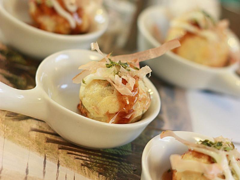 【東煮】棒棒糖蛋糕機應用 - 章魚燒Takoyaki