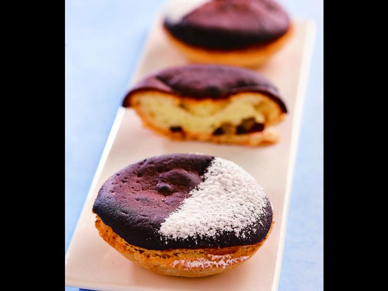 西式甜點 黑山羊乳酪蛋糕